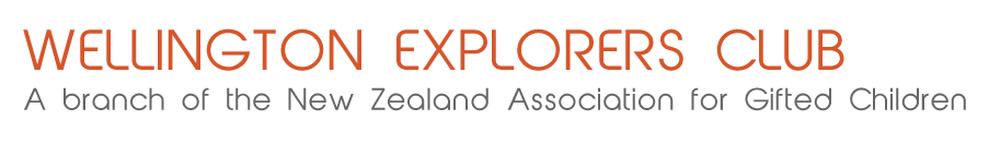 Wellington Explorers Club for Gifted Children